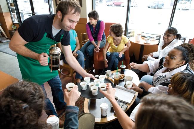 """Starbucks oferece """"Seminário do Café"""" em sua loja  do Via Parque, no Rio de Janeiro"""